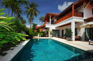 Villa 2705 — Luxury villa for rent in Maret