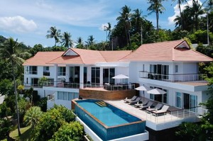 Villa 2712 — Luxury villa for rent in Bo Phut