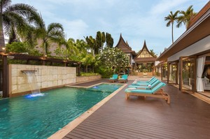 Sea Turtle Villa — Luxury villa for rent in Taling Ngam