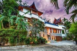 Villa 2725 — Luxury villa for rent in Choeng Thale